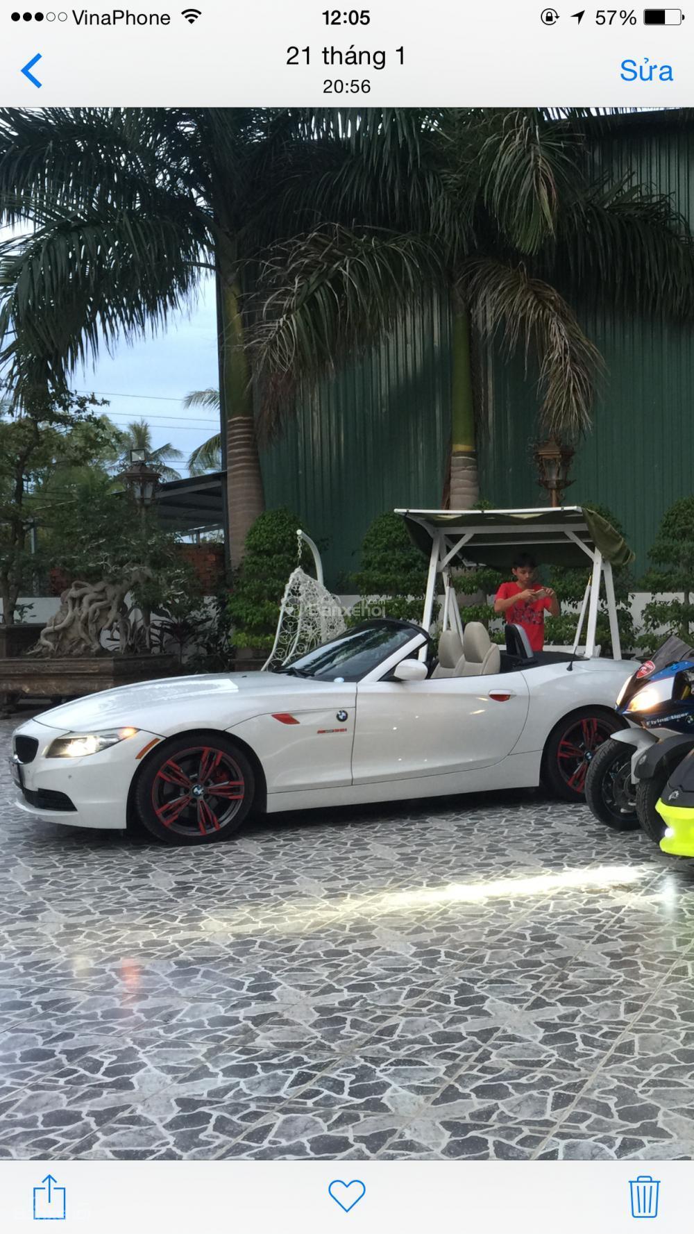 Cần bán BMW Z4 2011, màu trắng