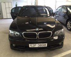Bán xe BMW Alpina B7 đời 2007, màu đen, số tự động giá 1 tỷ 500 tr tại Tp.HCM