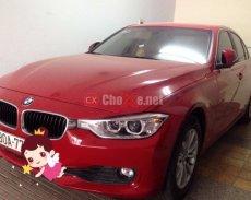 Bán xe BMW 3 320i năm 2015, màu đỏ, nhập khẩu, giá tốt giá 1 tỷ 435 tr tại Hà Nội