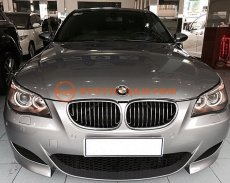 Bán xe BMW M5 năm 2007, màu bạc, nhập khẩu nguyên chiếc giá 1 tỷ 100 tr tại Tp.HCM