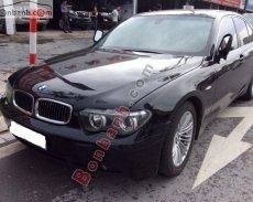 Xe BMW 7 Series 745Li đời 2004, màu đen, nhập khẩu chính hãng  giá 690 triệu tại Hà Nội