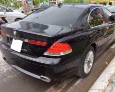 Cần bán gấp BMW 7 Series 745Li đời 2004, màu đen, xe nhập giá 690 triệu tại Hà Nội