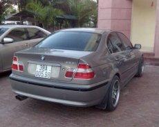 Cần bán lại xe BMW 3 Series 325i đời 2003, màu xám giá 440 triệu tại Hà Tĩnh