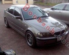 Bán xe cũ BMW 3 Series 325i đời 2003, màu nâu, nhập khẩu nguyên chiếc giá 440 triệu tại Hà Tĩnh