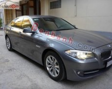 Cần bán BMW 5 Series 523i đời 2012, màu bạc, nhập khẩu chính hãng giá 1 tỷ 350 tr tại Tp.HCM