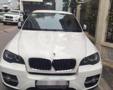Cần bán BMW X6 AT 2007, màu trắng giá 1 tỷ 150 tr tại Thái Bình