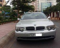 Cần bán xe cũ BMW 7 Series 745Li đời 2003, màu bạc, nhập khẩu nguyên chiếc giá 700 triệu tại Tp.HCM