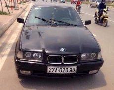 Bán BMW 3 Series 320i năm 1994, màu đen, nhập khẩu nguyên chiếc giá 180 triệu tại Đồng Tháp