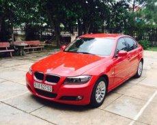 Bán ô tô BMW 320i đời 2010, màu đỏ, nhập khẩu giá 725 triệu tại Bình Phước