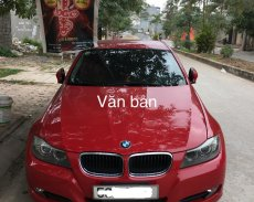 BMW 320i, 12/2009, màu đỏ, có độ nhiều đồ ngon giá 650 triệu tại Hà Nam