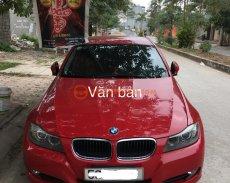 Xe BMW 3 Series 320i năm 2009, màu đỏ, xe nhập giá 640 triệu tại Hà Nam