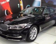 BMW 7 Series 730Li 2017, màu đen, nhập khẩu nguyên chiếc giá 4 tỷ 98 tr tại Quảng Nam