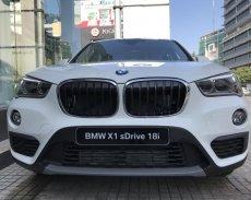 BMW X1 sDrive 18i 2017, màu trắng, nhập khẩu nguyên chiếc giá 1 tỷ 735 tr tại Quảng Bình