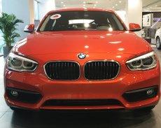 Bán BMW 1 Series 118i 2017, nhập khẩu chính hãng, ưu đãi khủng, giao xe ngay giá 1 tỷ 328 tr tại Quảng Bình