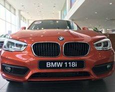 BMW 1 Series 118i đời 2017, xe nhập, màu cam, bán xe BMW chính hãng tại Quảng Bình giá 1 tỷ 328 tr tại Quảng Bình