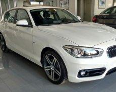 Bán xe BMW 1 Series 118i đời 2017, màu trắng, nhập khẩu nguyên chiếc, giao xe ngay, giá rẻ nhất giá 1 tỷ 328 tr tại Quảng Ngãi