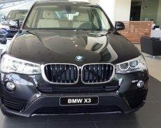 Bán ô tô BMW X3 xDrive20i mới, màu đen, nhập khẩu. Bán xe BMW chính hãng giá rẻ nhất Quảng Trị giá 2 tỷ 63 tr tại Quảng Trị