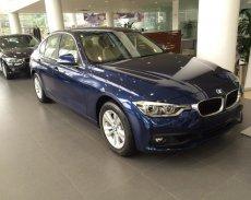 BMW 3 Series 320i đời 2017, màu xanh, nhập khẩu nguyên chiếc, hỗ trợ trả góp giá 1 tỷ 468 tr tại Quảng Ngãi