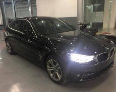 BMW 3 Series 320i GT đời 2017. Bán xe BMW 320i GT màu đen, nhập khẩu chính hãng giá rẻ nhất giá 2 tỷ 98 tr tại Ninh Thuận