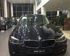 Bán BMW 3 Series 320i GT đời 2017, màu đen, nhập khẩu chính hãng giá 2 tỷ 98 tr tại Quảng Trị