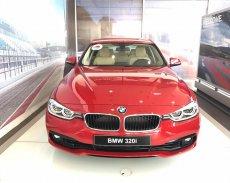 BMW 3 Series 320i đời 2017, màu đỏ, nhập khẩu giá 1 tỷ 468 tr tại Quảng Nam