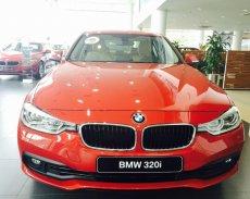 BMW 3 Series 320i 2017, màu đỏ, nhập khẩu nguyên chiếc. Bán xe BMW 320i giá rẻ nhất toàn quốc giá 1 tỷ 468 tr tại Quảng Ngãi