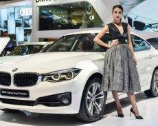 BMW 3 Series 320i GT 2017, màu trắng, nhập khẩu. BMW Đà Nẵng bán xe BMW 320i GT chính hãng, giá rẻ nhất tại Hà Tĩnh giá 2 tỷ 98 tr tại Hà Tĩnh
