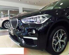 BMW X1 sDrive18i 2017, màu đen. BMW Đà Nẵng bán xe BMW X1 nhập khẩu chính hãng, giá rẻ nhất tại Hà Tĩnh giá 1 tỷ 735 tr tại Hà Tĩnh