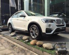 BMW X4 xDrive20i 2017, màu trắng. BMW Đà Nẵng bán xe BMW X4 nhập khẩu chính hãng, giá rẻ nhất tại Hà Tĩnh giá 2 tỷ 688 tr tại Hà Tĩnh