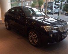 BMW X4 xDrive20i 2017, màu đen. BMW Đà Nẵng bán xe BMW X4 nhập khẩu chính hãng, giá rẻ nhất tại Đắk Nông giá 2 tỷ 808 tr tại Đắk Nông