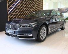 BMW 7 Series 730Li 2017, màu đen, nhập khẩu chính hãng, có xe giao sớm, giá ưu đãi, nhiều màu lựa chọn giá 4 tỷ 98 tr tại Quảng Trị