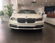 BMW 7 Series 730Li 2017, màu trắng, nhập khẩu, BMW Đà Nẵng bán xe BMW 730Li giá rẻ nhất, giao xe ngay giá 4 tỷ 98 tr tại Quảng Bình