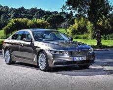 Bán ô tô BMW 5 Series 520d(G30) đời 2017 thế hệ thứ 7, màu nâu, xe nhập giá 2 tỷ 198 tr tại Quảng Trị