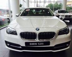 Bán xe BMW 5 Series 520i đời 2016, màu trắng, nhập khẩu chính hãng giá 2 tỷ 213 tr tại Quảng Ngãi