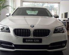 BMW 5 Series 520i sản xuất 2016, màu trắng, nhập khẩu chính hãng, LH 0901124188 cam kết giá tốt nhất, giao xe sớm nhất giá 2 tỷ 212 tr tại Quảng Bình