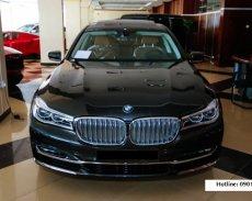 Bán xe BMW 7 Series 730Li 2017, màu đen, nhập khẩu, có xe giao ngay giá 4 tỷ 98 tr tại Quảng Ngãi