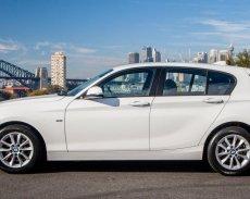 BMW 118i đời 2017, màu trắng, nhập khẩu chính hãng, ưu đãi hấp dẫn, có xe giao ngay giá 1 tỷ 328 tr tại TT - Huế