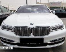 Bán BMW 740Li đời 2017, màu trắng, nhập khẩu chính hãng giá 4 tỷ 998 tr tại Hà Tĩnh