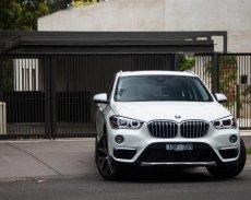 Bán xe BMW X1 sDrive18i năm 2017, màu trắng, nhập khẩu nguyên chiếc giá 1 tỷ 735 tr tại Quảng Bình