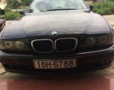 Bán BMW 5 Series 525i đời 2003, màu đen số tự động giá 270 triệu tại Lào Cai
