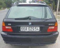 Bán ô tô BMW 3 Series 318d 2004, màu đen, xe nhập như mới, giá 395tr giá 395 triệu tại Đồng Tháp