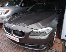 Bán BMW 5 Series 523i đời 2012, màu xám, nhập khẩu giá 1 tỷ 90 tr tại Hà Nội