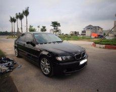 Bán BMW 3 Series 325i đời 2004, màu đen, nhập khẩu giá 325 triệu tại Thái Nguyên