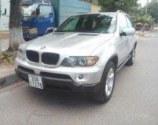 Cần bán lại xe BMW X5 3.0 MSport đời 2005, màu bạc, nhập khẩu giá 415 triệu tại Quảng Trị