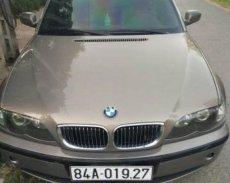 Bán BMW 325i đời 2006, màu xám, nhập khẩu nguyên chiếc giá 500 triệu tại Trà Vinh