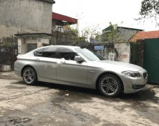 Cần bán gấp BMW 5 Series 523i đời 2012, màu bạc, xe nhập giá cạnh tranh giá 1 tỷ tại Quảng Ninh