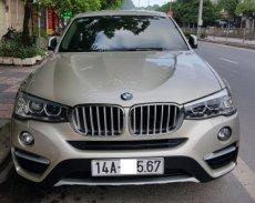 Bán xe BMW X4 2.0 AT đời 2014, màu vàng giá 1 tỷ 850 tr tại Quảng Ninh