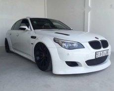 Bán BMW M5 năm 2007, màu trắng, nhập khẩu nguyên chiếc giá 1 tỷ 600 tr tại Tp.HCM