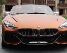 Bán xe BMW Z4 đời 2017, màu nâu, xe nhập giá 2 tỷ 700 tr tại Tiền Giang