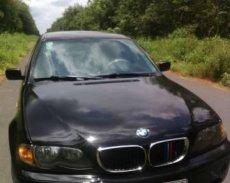 Bán BMW 3 Series 318i sản xuất 2002, màu đen giá 185 triệu tại Tây Ninh
